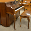 1971 French Provincial Everett Console - Upright - Console Pianos