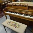 1957 Kimball Consolette Piano - Upright - Console Pianos