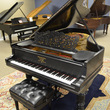 1898 Steinway Model C with Flowerpot Legs - Grand Pianos