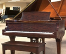 Steinway Model Long A Grand