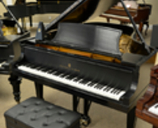 Steinway Model Long A Grand Piano