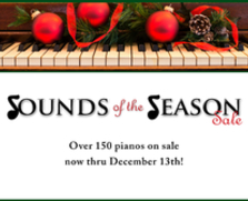 Sounds of the Season Sale 2014