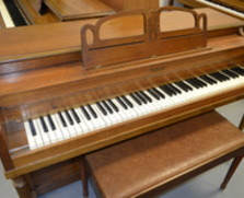 Plaincrest Spinet Piano