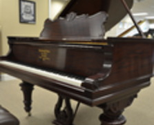 Steinway Model A2 with Ice Cream Cone Legs