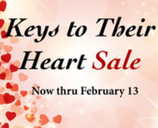 Keys To Their Heart Sale
