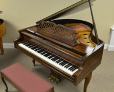 Kimball French Provincial Baby Grand