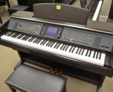 Technics pr305 digital piano grand pianos mid america for Yamaha cvp 303