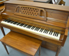 Currier Console Piano