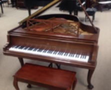 Steinway Model M Chippendale Grand