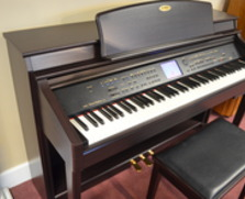 Fully loaded Kawai CP139 digital ensemble piano