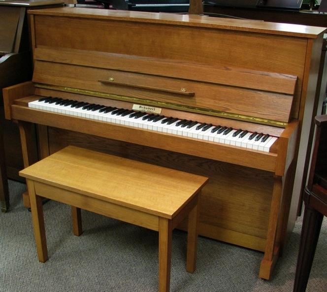 1996 Schubert Upright Studio Piano