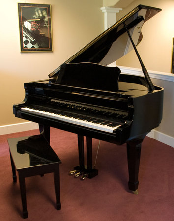 Kurzweil Mark 150 Digital Grand Piano - Digital Pianos