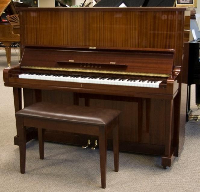 1966 yamaha u3 studio for Yamaha upright piano models