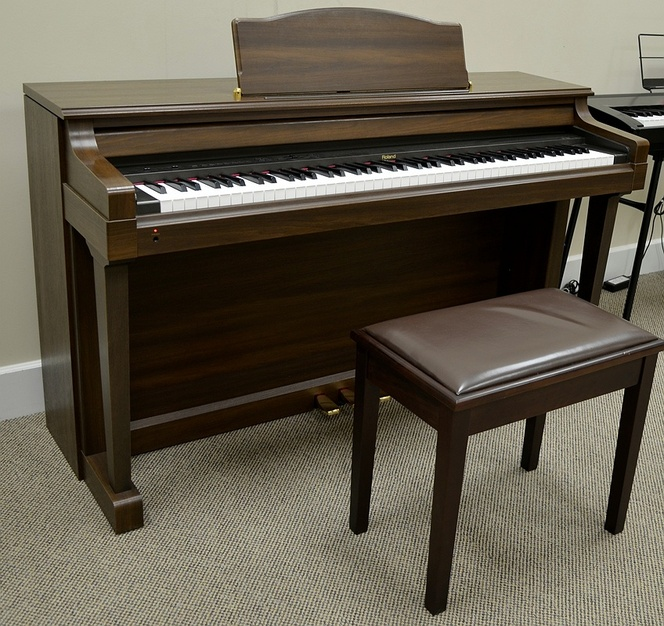1995 Roland HP3800 Digital Piano - Digital Pianos