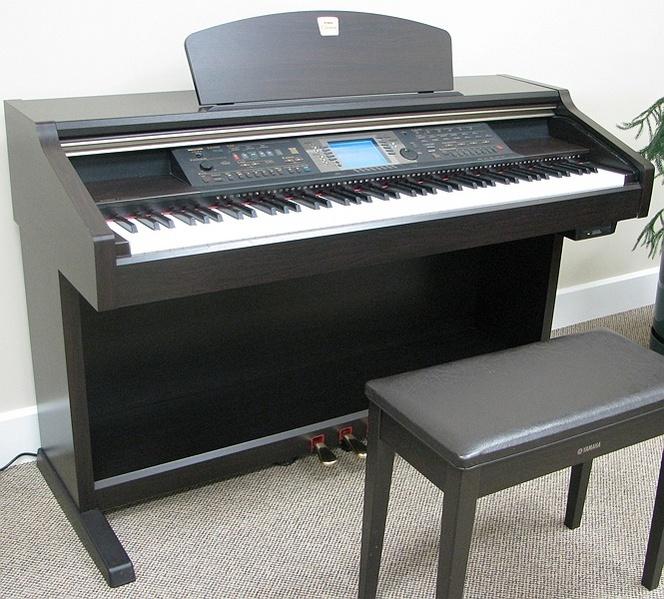 2003 yamaha clavinova cvp 203