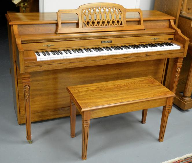 1988 baldwin spinet piano for Small upright piano dimensions