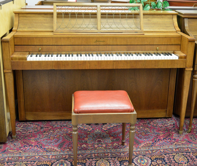 1960 Piano Worth Spinet Piano 1960 1960