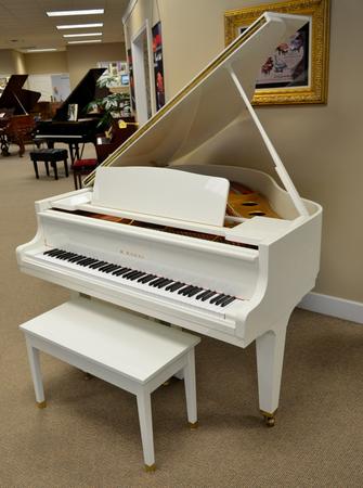 1993 Kawai Ge 1 Baby Grand Piano