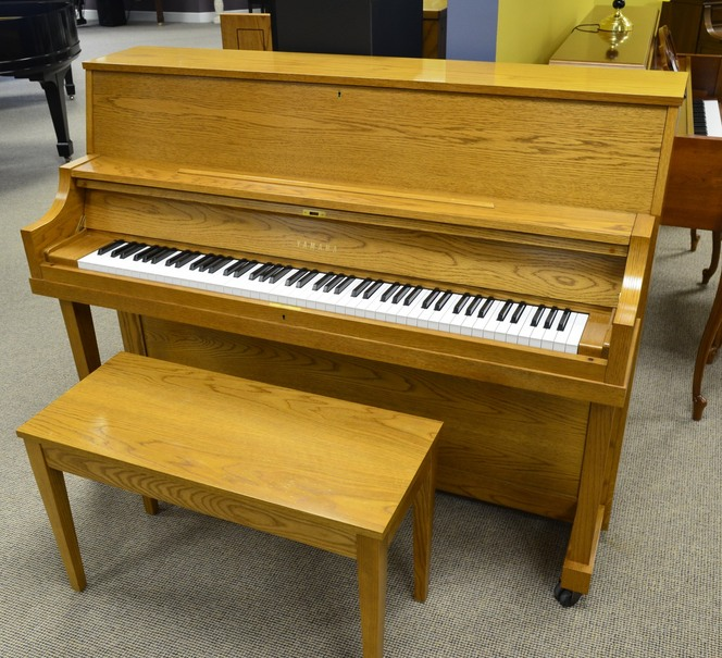1995 yamaha p22 studio piano for Yamaha upright piano models