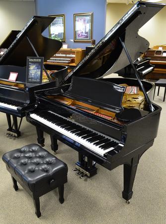 1909 Steinway Model O Grand Piano