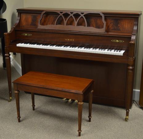 1994 yamaha m500 georgian - Yamaha console piano models ...