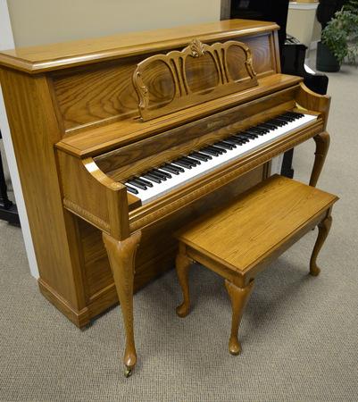 1991 Baldwin Hamilton Designer Studio Piano