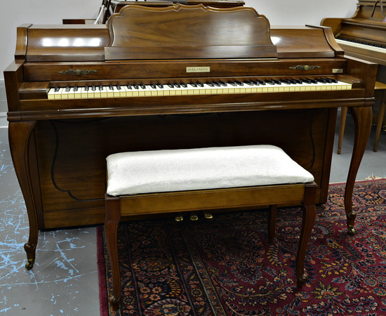 1965 Baldwin Acrosonic Spinet Piano