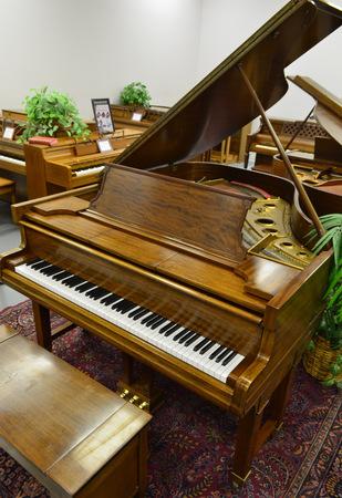 1915 Weber Grand Piano