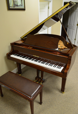 1999 yamaha dc1 baby grand player piano grand pianos for Price of a yamaha baby grand piano