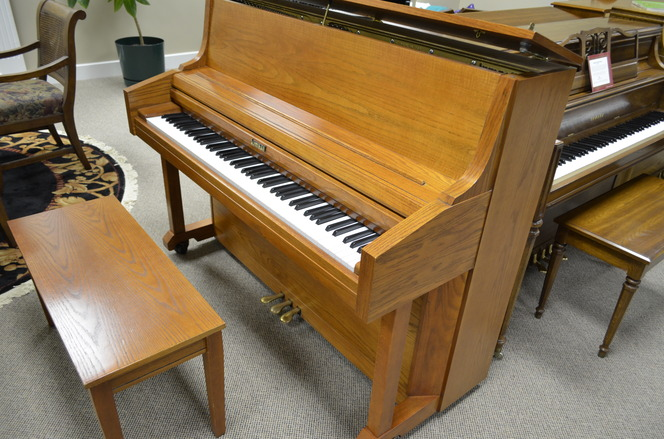 1984 Kimball Studio Piano - Upright - Studio Pianos