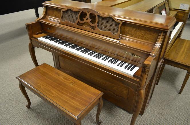 1984 yamaha model m25 console - Yamaha console piano models ...