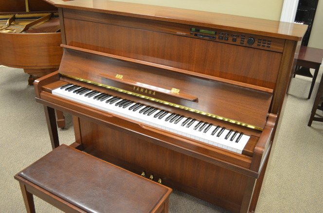 yamaha disklavier piano professional upright piano