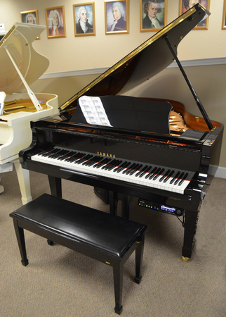 1999 Yamaha DC3 Player Grand - Grand Pianos