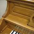 1996 Yamaha M500CM Light Oak Console - Upright - Console Pianos
