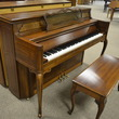 1979 Everett French Provincial console - Upright - Console Pianos