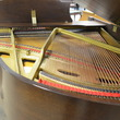 1979 George Steck baby grand, walnut - Grand Pianos