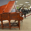 1900 Steinway Model A Sketch 257 Grand - Grand Pianos