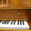 1997 Yamaha MP50H Console Piano with Silent System - Upright - Console Pianos