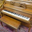 1976 Steinway Model F Console Piano - Upright - Console Pianos