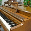 1952 Sharp looking Gulbransen Spinet in walnut! - Upright - Spinet Pianos