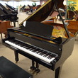1988 Yamaha G3 polished ebony grand - Grand Pianos