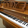 1980 Kawai 803T console piano with Dampp Chaser system - Upright - Console Pianos