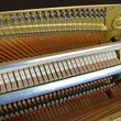 1996 Yamaha Country Manor Oak Disklavier - Upright - Console Pianos