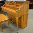2000 Yamaha M500 Country Manor - Upright - Console Pianos