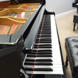 1991 Kawai GS60 grand with PianoDisc player - Grand Pianos