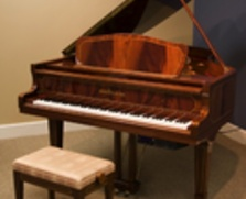 Seiler Westminster Player Grand Piano