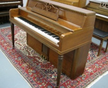 Cable Spinet Piano