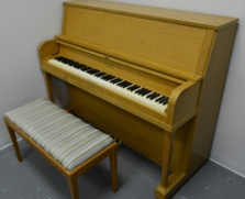 George Steck Studio Piano
