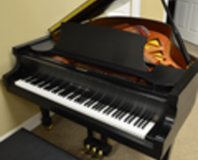 Pramberger Baby Grand Piano