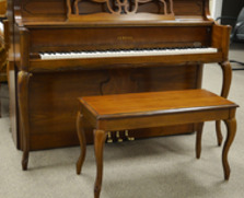 Yamaha cherry French Provincial piano